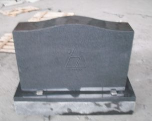 For USA wave style G654 granite monument