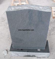 Canada G654 granite graves