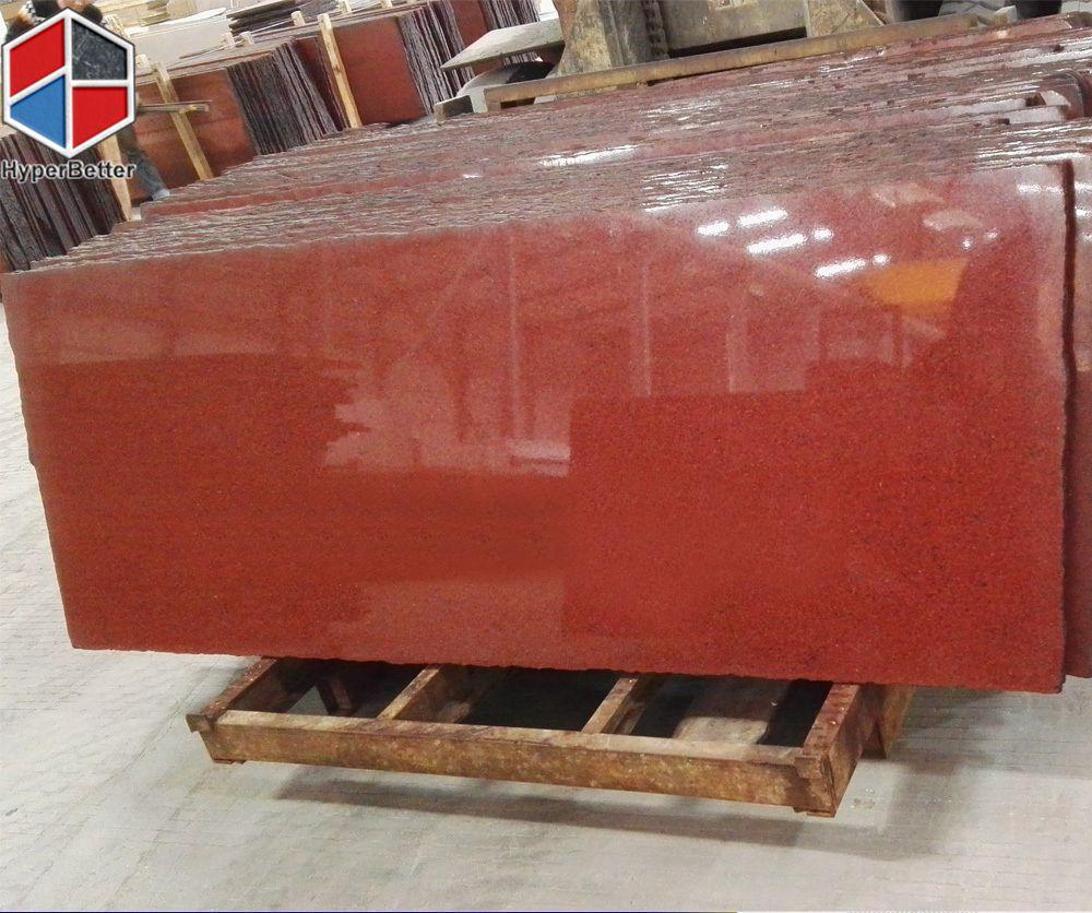 China red granite tile | Perfect Granite supply In China