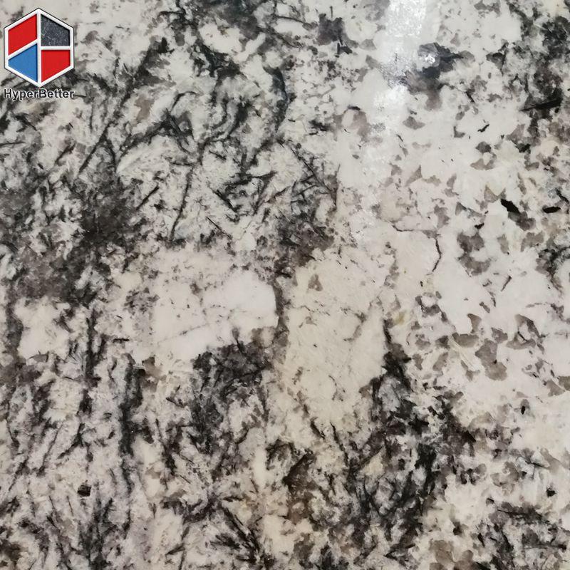 Exotic snow white granite slab | Supply Good Quality Stone