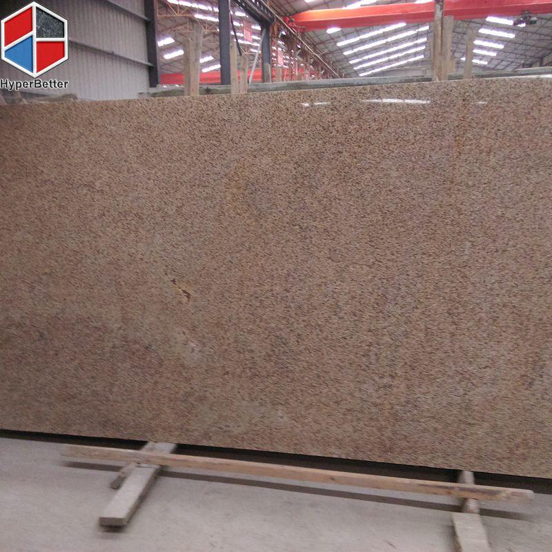 Giallo Fantasia Granite Slab