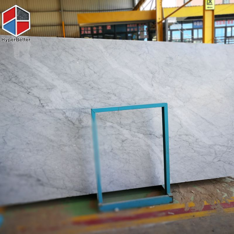 Carrara white marble slab-3