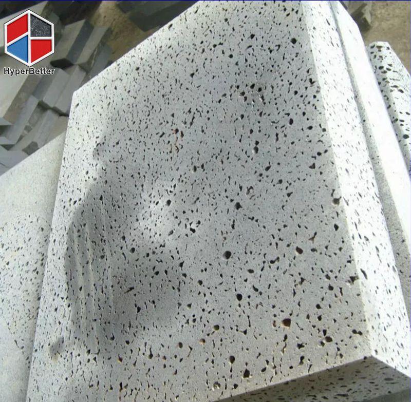 big hole grey basalt tilebig hole grey basalt tile