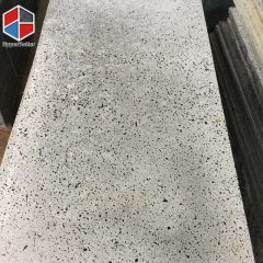 Big hole grey basalt tile (3)