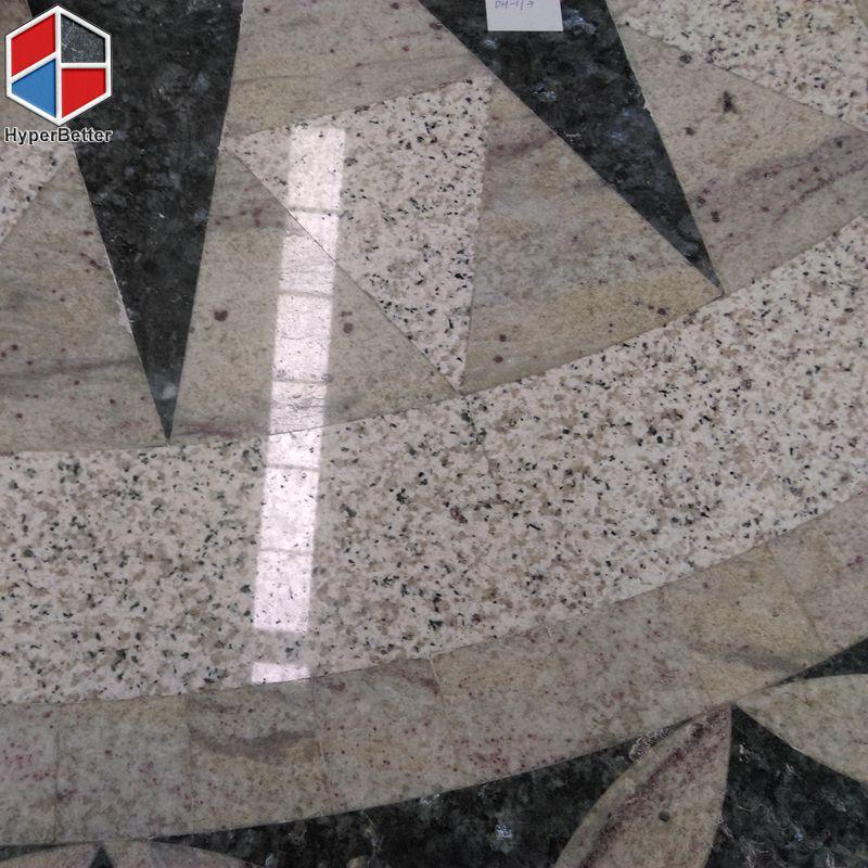 square granite medallion-8