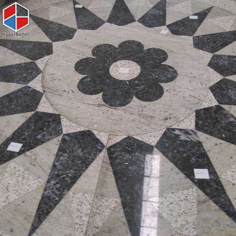 square granite medallion-7