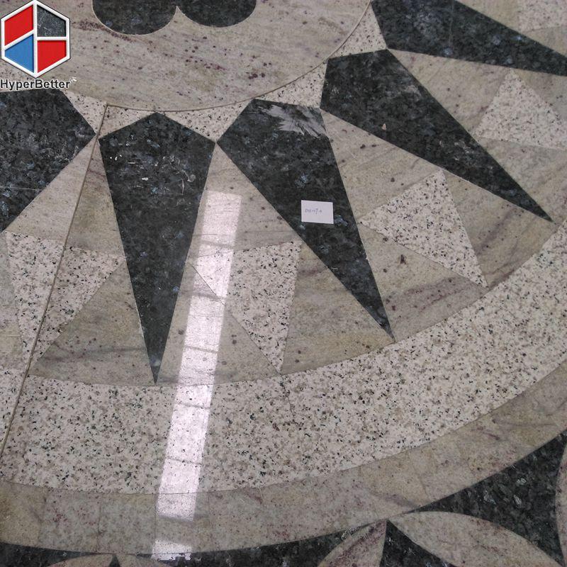 square granite medallion-6