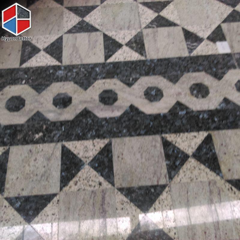 square granite medallion-4
