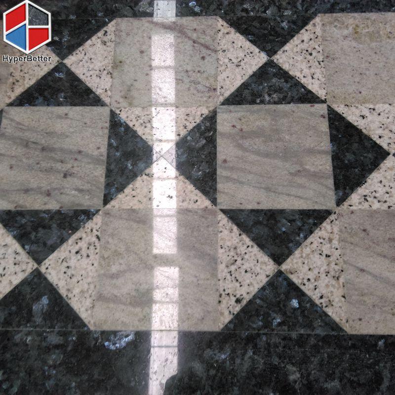 square granite medallion-3