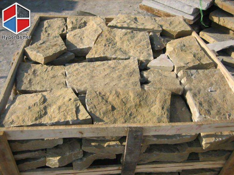 Mushroom yellow sandstone (4)
