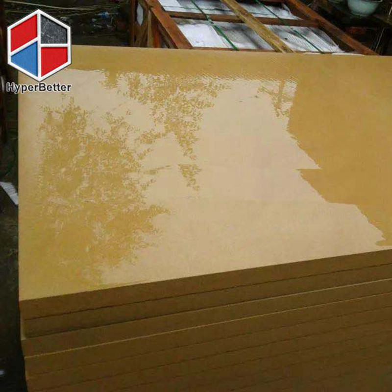 Polished yellow sandstone-1