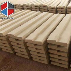 Yellow sandstone window frame (2)