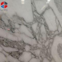 Arabescato white marble tiles (1)