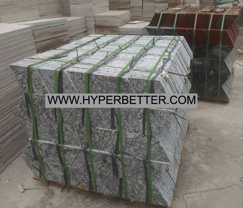 Diamond-shaped granite paving stone (2)