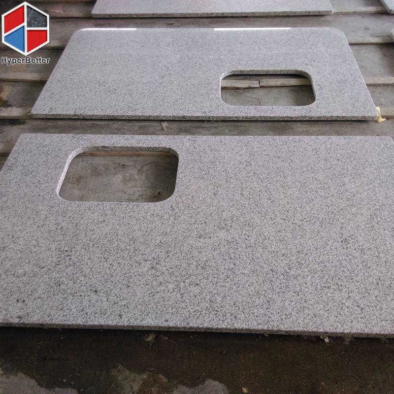 G655 prefab granite countertop