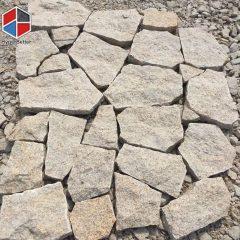 Irregular split granite paving stone (4)