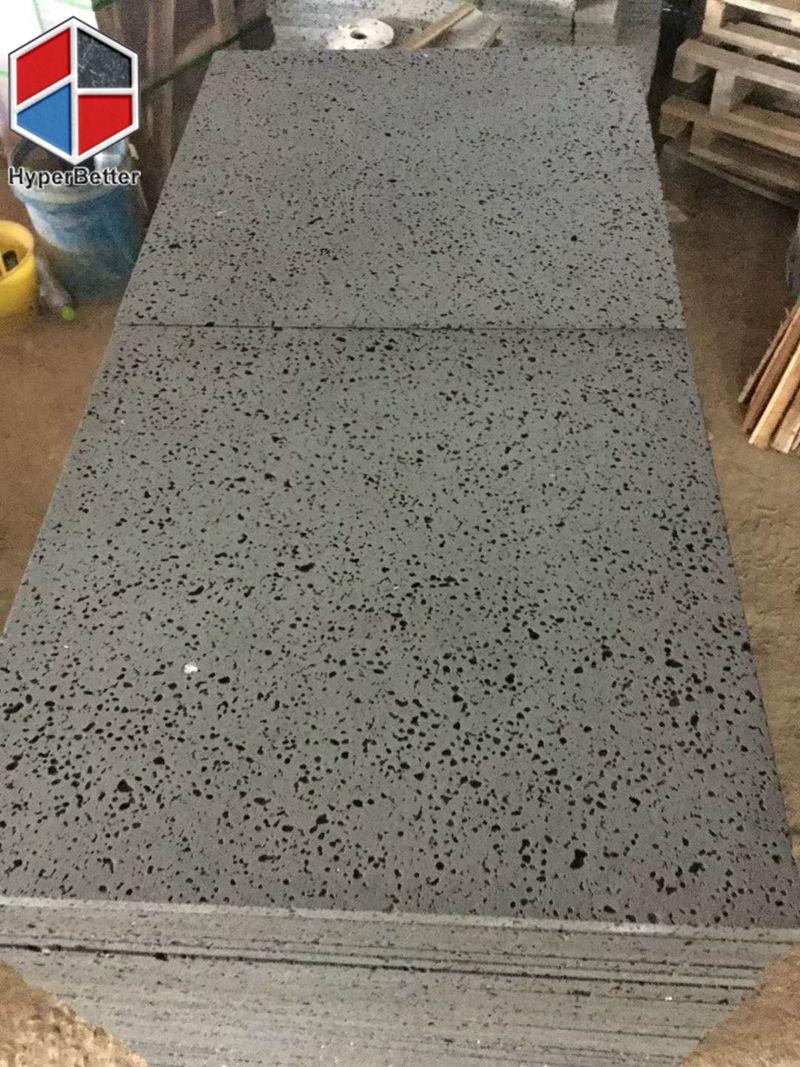 Micro holes Black basalt (1)