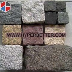 Natural Granite and Basalt Paving