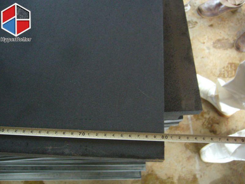 G684 black basalt tile