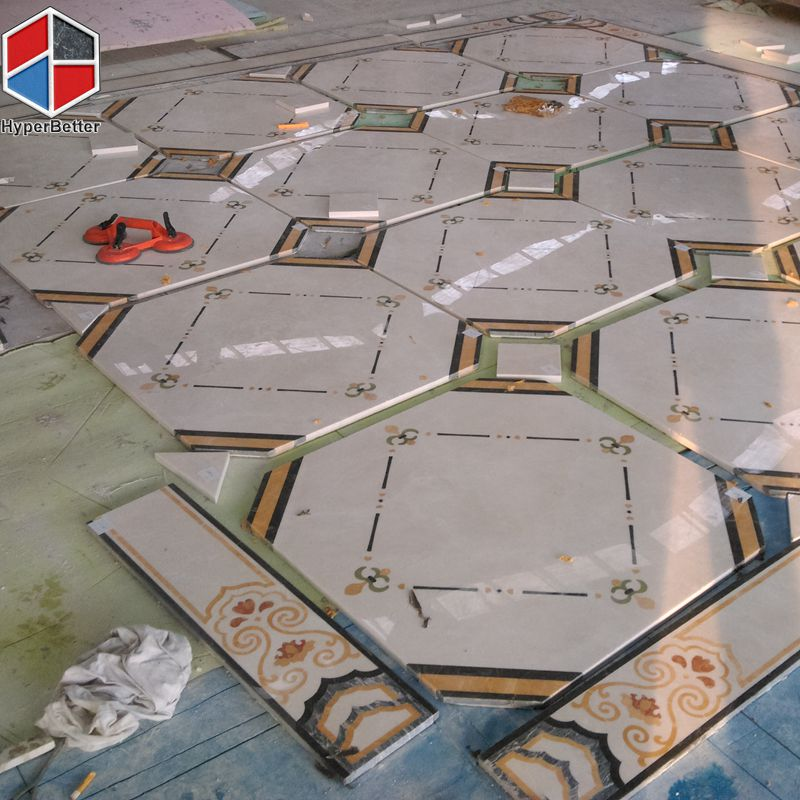 Water jet marble tile (1)